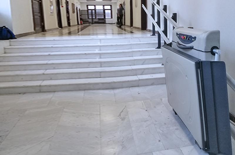 alya merdiven asansörü